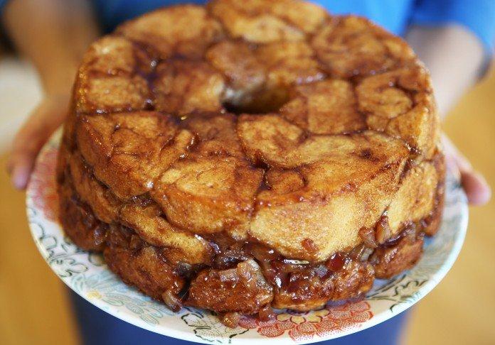 {Recipe} Apple Cinnamon Pull-Apart Bread